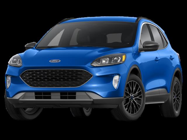 Ford SE Plug-In Hybrid FWD 2021