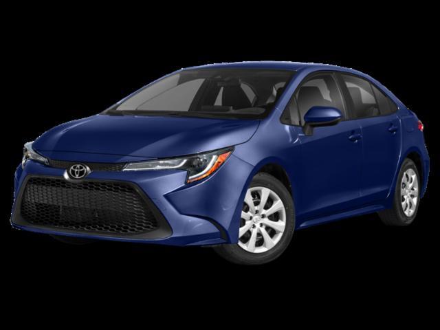 Toyota LE CVT 2022