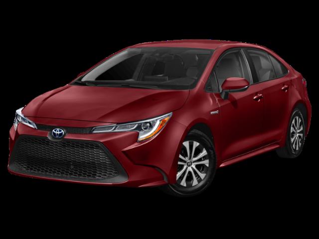 Toyota Hybrid CVT 2022