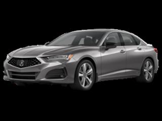 Acura Platinum Elite SH-AWD Sedan 2021
