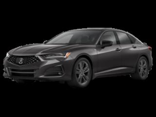 Acura A-Spec SH-AWD Sedan 2021