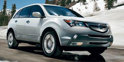 Used 2007  Acura MDX 4d SUV Sport at Credit Now Auto Inc near Huntsville, AL