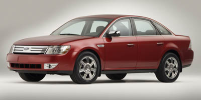 Used 2008  Ford Taurus 4d Sedan SEL at Red River Pre-Owned near Jacksonville, AR