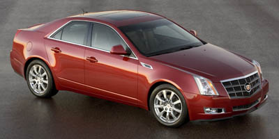 Used 2008  Cadillac CTS 4d Sedan AWD at Edd Kirby's Adventure Mitsubishi near Chattanooga, TN