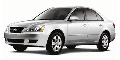 2007 Hyundai Sonata  - C & S Car Company