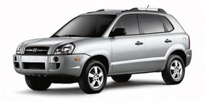 Used 2007  Hyundai Tucson 4d SUV FWD GLS Auto at Credit Now Auto Inc near Huntsville, AL