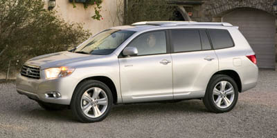 Used 2008  Toyota Highlander 4d SUV FWD Limited at Credit Now Auto Inc near Huntsville, AL
