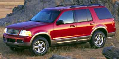 2002 Ford Explorer XLS SUV Slide