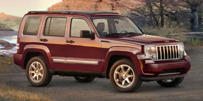 Used 2008  Jeep Liberty 4d SUV 2WD Limited at Camacho Mitsubishi near Palmdale, CA