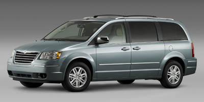 2008 Chrysler Town & Country  - Fiesta Motors