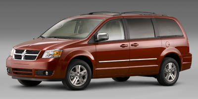Used 2008  Dodge Grand Caravan 4d Wagon SE at Action Auto Group near Oxford, MS