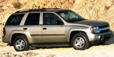 2002 Chevrolet TrailBlazer LT for Sale  - 161707  - Choice Auto