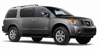 2008 Nissan Armada  - Dynamite Auto Sales