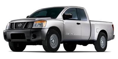 Used 2008  Nissan Titan 2WD King Cab SWB XE FFV at Bill Fitts Auto Sales near Little Rock, AR