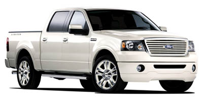 Used 2008  Ford F150 4WD Supercrew Lariat 5 1/2 at Naples Auto Sales near Vernal, UT