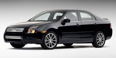 Used 2008  Ford Fusion 4d Sedan SEL (V6) at Express Auto near Kalamazoo, MI