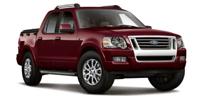 2008 Ford Explorer Sport Trac  - Pearcy Auto Sales
