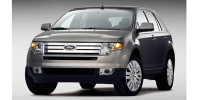 Used 2008  Ford Edge 4d SUV FWD Limited at Car Zone Sales near Otsego, MI