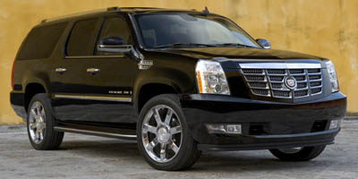 Used 2008  Cadillac Escalade ESV 4d SUV AWD at The Gilstrap Family Dealerships near Easley, SC