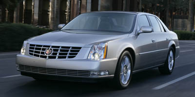 2008 Cadillac DTS  - Premier Auto Group