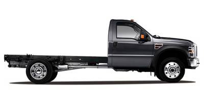 """Used 2008  Ford F550 Cab-Chassis 2WD Reg Cab 165"""" XL at Shook Auto Sales near New Philadelphia, OH"""