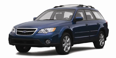 2008 Subaru Outback (Natl)  - Premier Auto Group