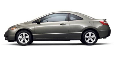 2008 Honda Civic Cpe EXL for Sale 			 				- 13039X  			- Area Auto Center