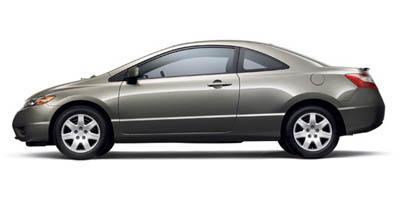 2008 Honda Civic Cpe  - Fiesta Motors