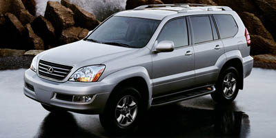 Used 2008  Lexus GX470 4d SUV at Car Zone Sales near Otsego, MS