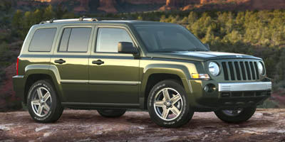 Used 2008  Jeep Patriot 4d SUV 4WD Sport at Graham Auto Mall near Mansfield, OH