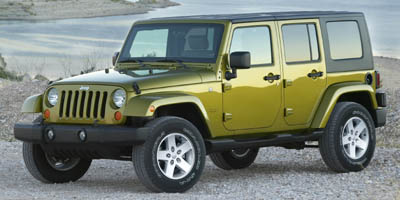 Used 2008  Jeep Wrangler Unlimited 4d Convertible 4WD X at Motor City Auto Brokers near Taylor, MI
