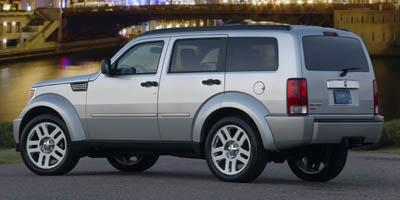 Used 2008  Dodge Nitro 4d SUV 4WD SXT at 24/7 Cars near Larwill, IN