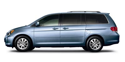 Used 2008  Honda Odyssey 5d Wagon EX at Credit Now Auto Inc near Huntsville, AL