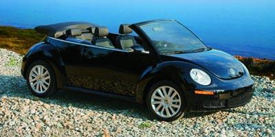 2008 Volkswagen New Beetle 2D Convertible  - SB8043B