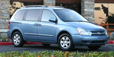 Used 2008  Kia Sedona 4d Wagon at Action Auto Group near Oxford, MS