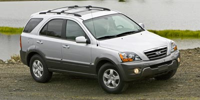 Used 2008  Kia Sorento 4d SUV 4WD LX at Good Wheels Calcutta near East Liverpool, OH