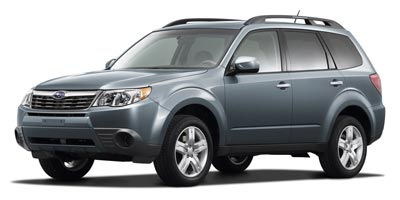 Used 2009  Subaru Forester (Natl) 4dr Auto X Limited at Houdek Auto Center near Marion, IA