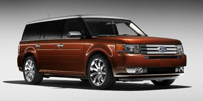 2009 Ford Flex SEL  for Sale  - W19082  - Dynamite Auto Sales