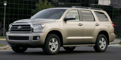 Used 2008  Toyota Sequoia 4d SUV RWD SR5 5.7L at Pensacola Auto Brokers Truck Center near Pensacola, FL