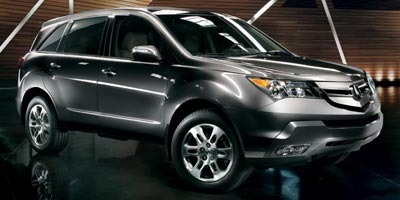 Used 2008  Acura MDX 4d SUV Tech at Dutro Auto near Zanesville, OH