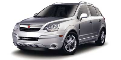 Used 2008  Saturn Vue 4d SUV FWD XR at Car Zone Sales near Otsego, MS