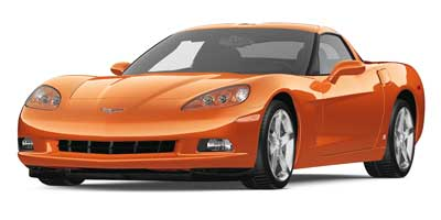 Used 2008  Chevrolet Corvette 2dr Cpe at Bill Fitts Auto Sales near Little Rock, AR