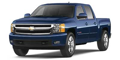 Used 2008  Chevrolet Silverado 1500 4WD Crew Cab LTZ at Carriker Auto Outlet near Knoxville, IA