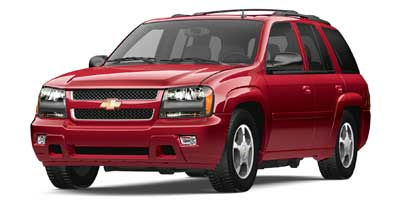 Used 2008  Chevrolet Trailblazer 4d SUV 4WD LT1 at Good Wheels Calcutta near East Liverpool, OH