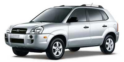 2008 Hyundai Tucson  - Fiesta Motors
