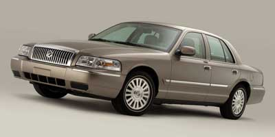 2009 Mercury Grand Marquis LS  for Sale  - 10790  - Pearcy Auto Sales