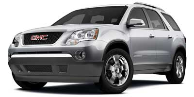 Used 2008  GMC Acadia 4d SUV FWD SLT-1 at A+ Autobrokers near Mt. Vernon, OH