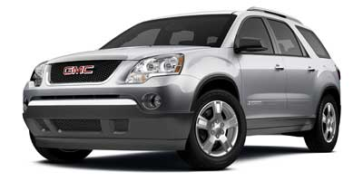 2008 GMC Acadia  - Keast Motors