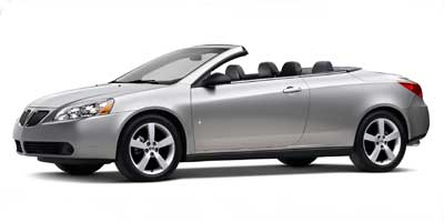 Used 2008  Pontiac G6 2d Convertible GT Sport at Good Wheels Calcutta near East Liverpool, OH