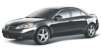 Used 2008  Pontiac G6 4d Sedan at Credit Now Auto Inc near Huntsville, AL